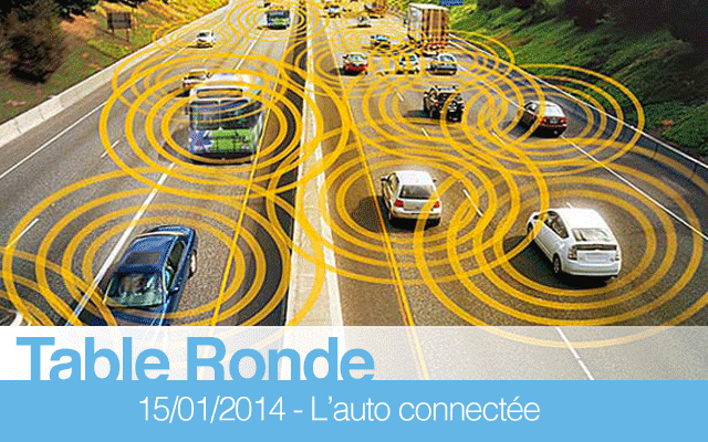 "Table-ronde ""L'auto connectée"""