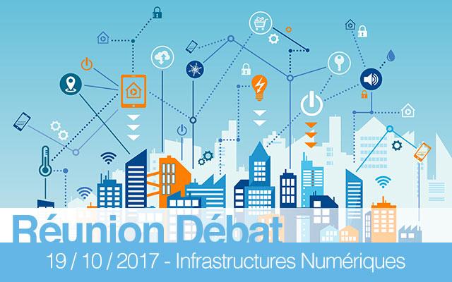 Qualité des infrastructures numériques sur les territoires, pour quels usages ?