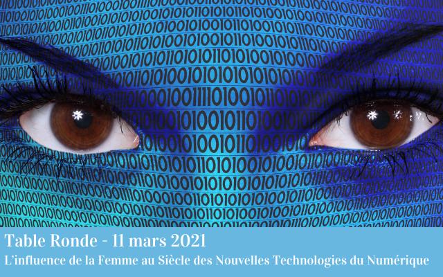 L'influence de la Femme au Siècle des Nouvelles Technologies du Numérique